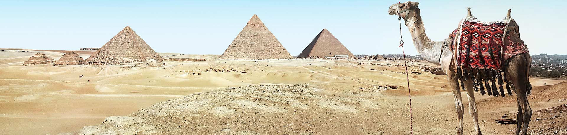 이집트일주 9일 (나일강 크루즈 3박 포함)
