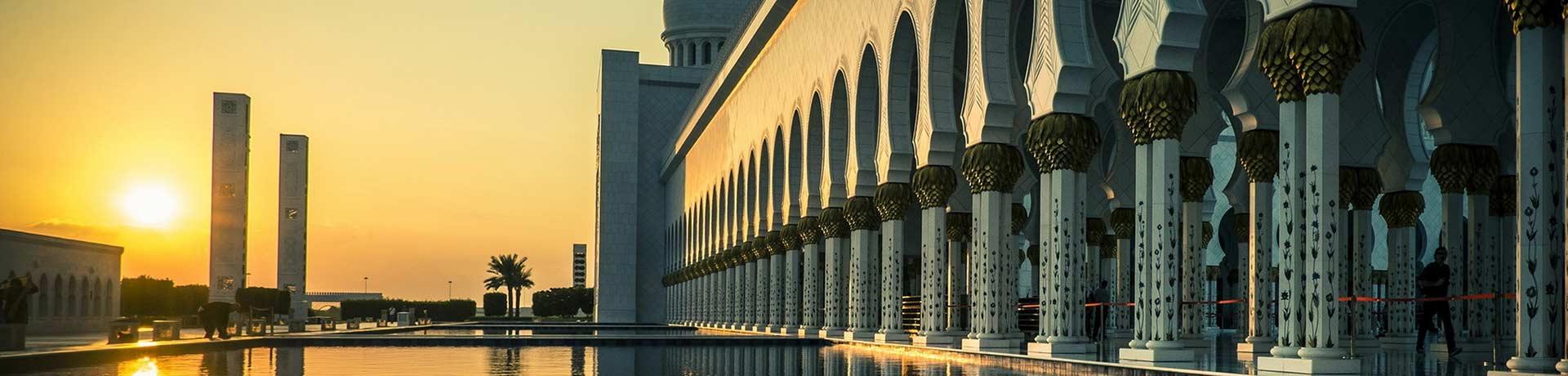 두바이/아부다비/요르단 10일