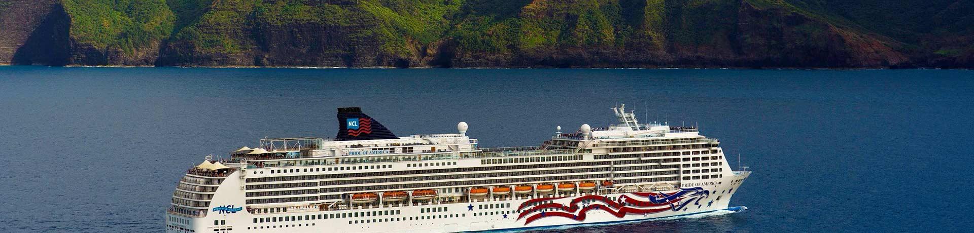 하와이 일주 크루즈 8일