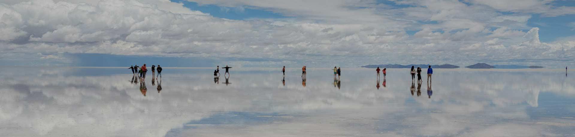 볼리비아 우유니사막 12일