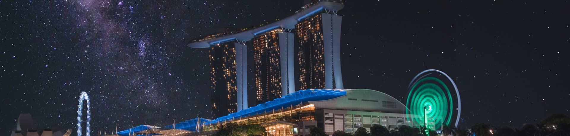 싱가폴 5일