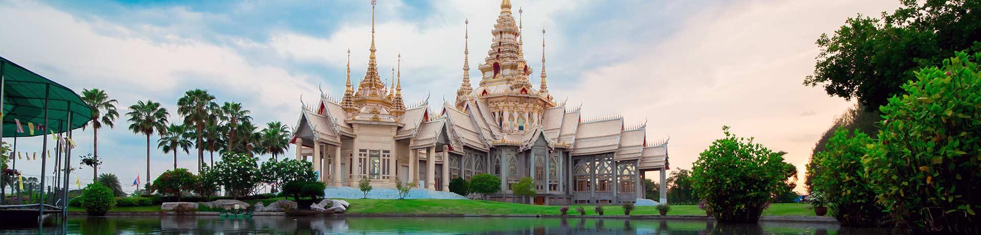 방콕, 파타야 5일